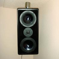 Lautsprecheraufhängung