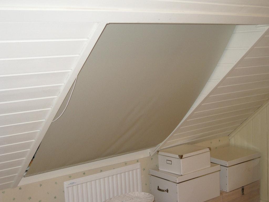 Dachfenster Jalousie Rollo Befestigen Ohne Bohren Supermagnete