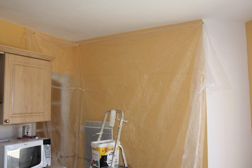 Protector contra salpicaduras de pintura for Protector de pintura