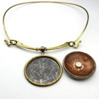 Amulett mit Magnetverschluss