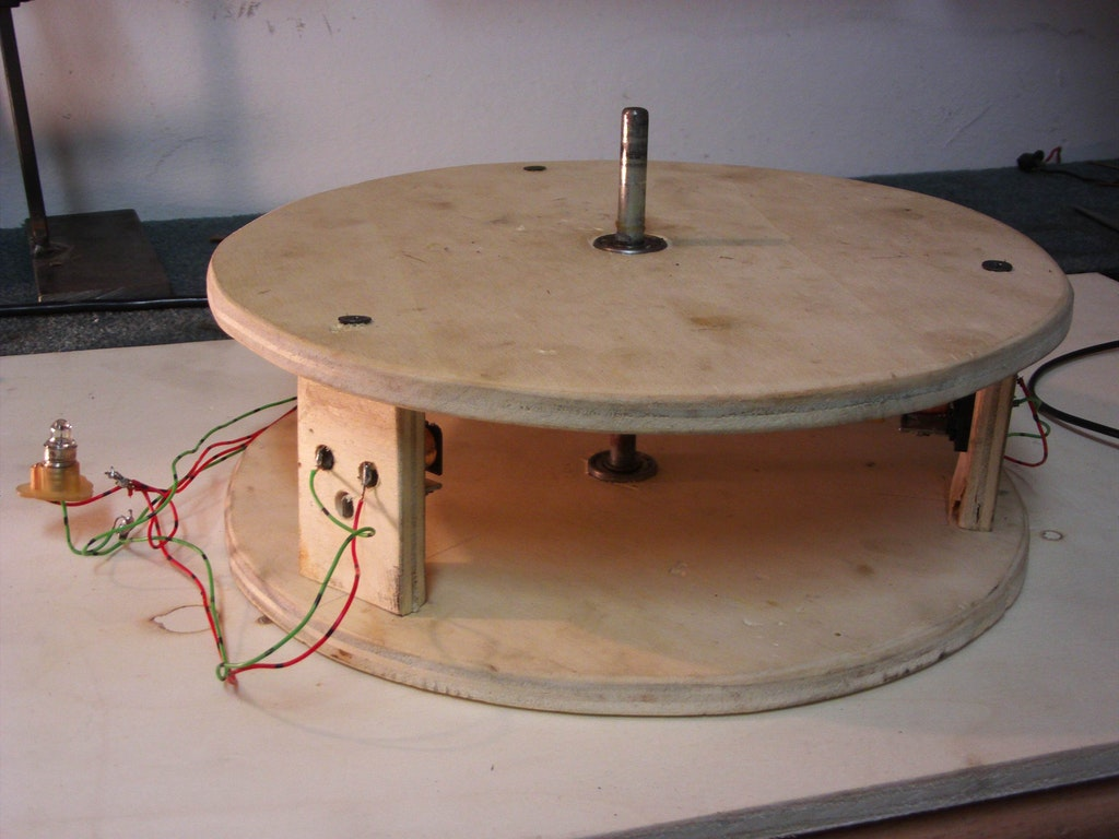 How To Build Your Own Three Phase Generator Supermagnete Wiring Diagram Single Together With 3 Stator Thats What My Shell Looked Like