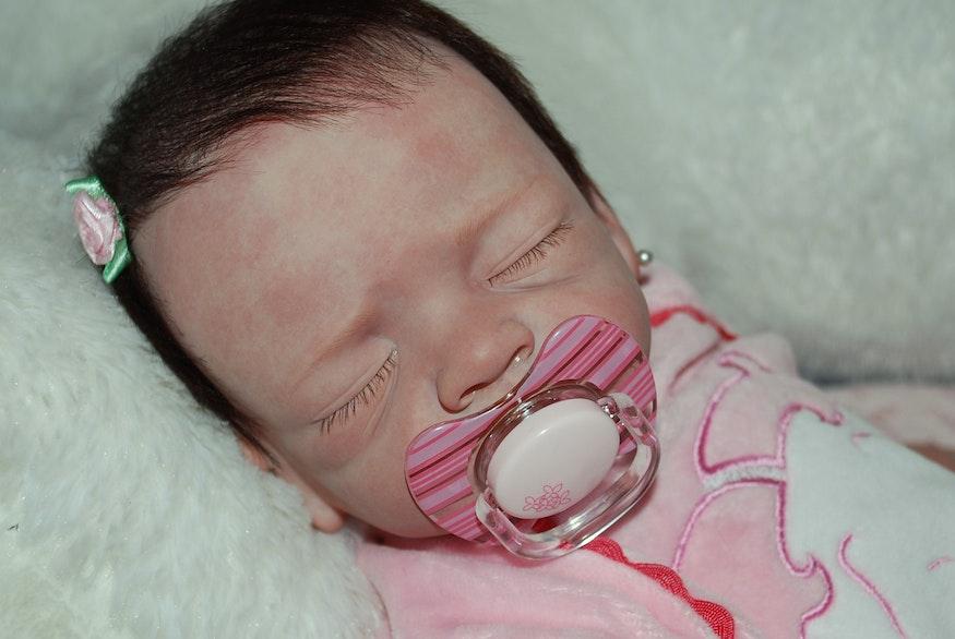 Baby Reborn Isabelita