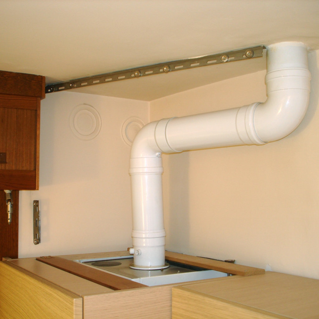 Covering Up The Chimney Pipe Magnet Applications Supermagnete