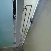 Balkon-Absperrung