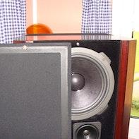 Afdekking van luidspreker repareren