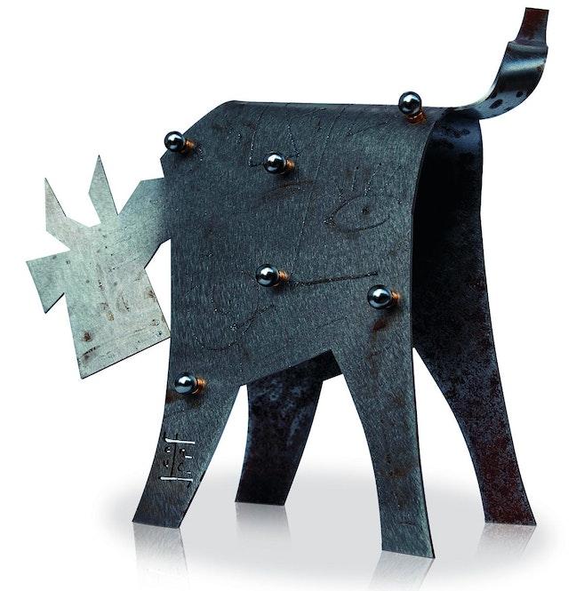 Vaca magnética