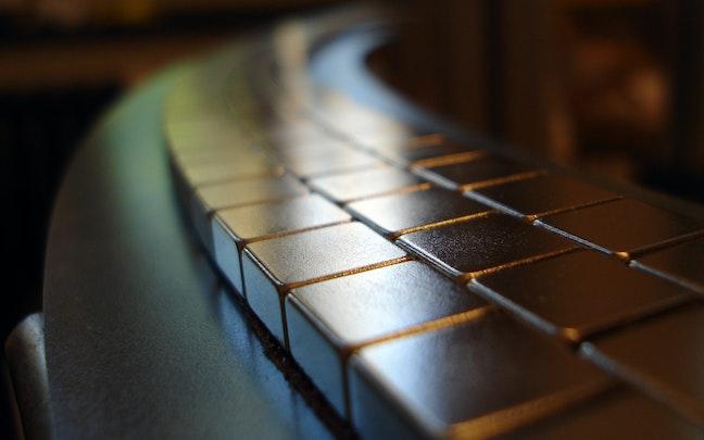 Disposizione dei parallelepipedi magnetici