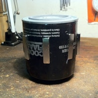 Oil filter for Land Rover