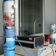 Experimente mit Elektrizität