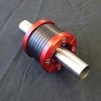 Magnete permanente quadrupolare