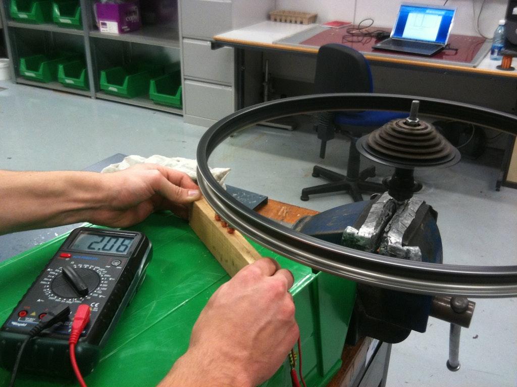 radmotor - magnet-anwendungen - supermagnete