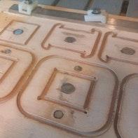 CNC-Fräse optimieren