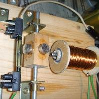Reedkontaktmotor