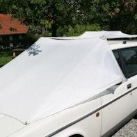 Sonnensegel für das Auto