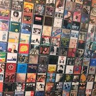 CD wall