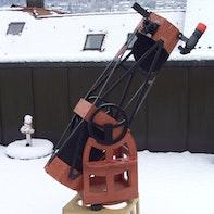 Teleskop zerlegbar