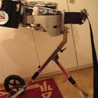 Schlagzeug-Ständer für Guggenmusiker