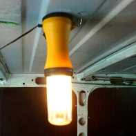 Interior Lighting in a Transporter