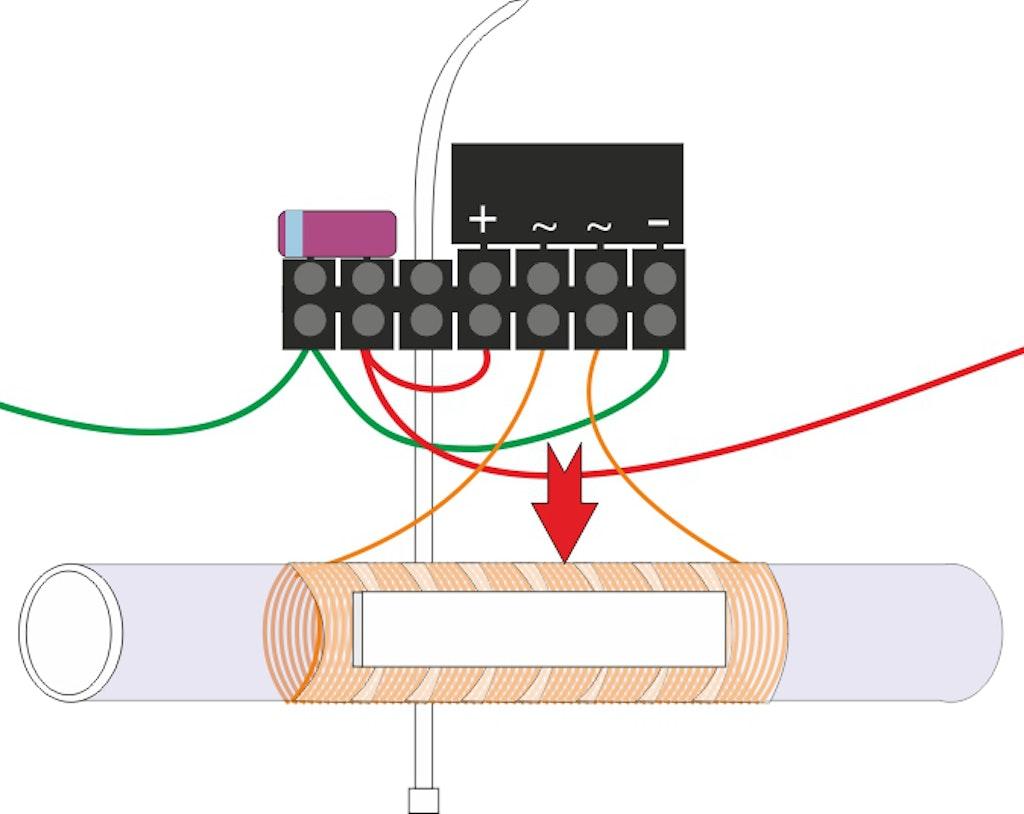 flaschenlampe selber bauen ist kinderleicht. Black Bedroom Furniture Sets. Home Design Ideas