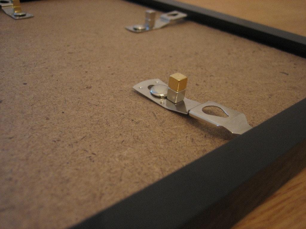 Sicherungskasten verstecken - Mit Magneten - supermagnete
