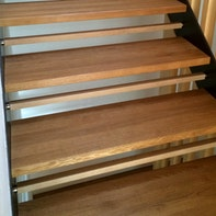 Child-proofing the staircase