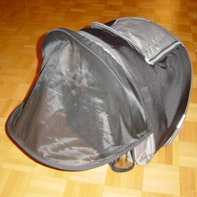 Sun canopy for the pram