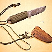 Magnetische Messerscheide
