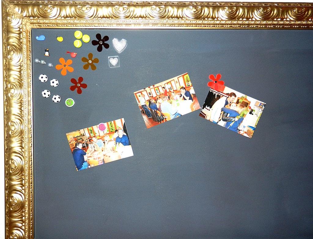 cadre magn tique cadre magn tique avec peinture magn tique supermagnete. Black Bedroom Furniture Sets. Home Design Ideas