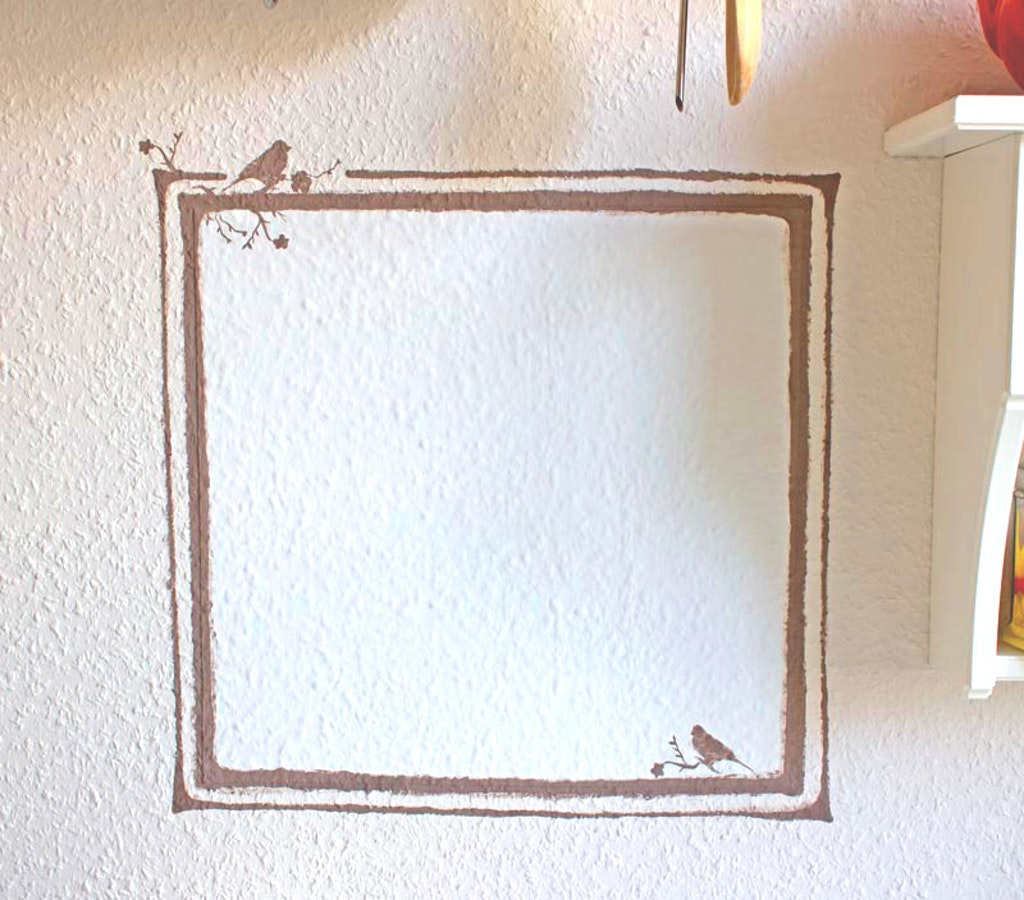 magnettafel mit magnetfarbe einfach aufmalen supermagnete. Black Bedroom Furniture Sets. Home Design Ideas