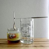 Honiglöffel entsauen
