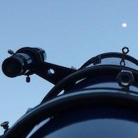 Visiereinrichtung für Teleskope