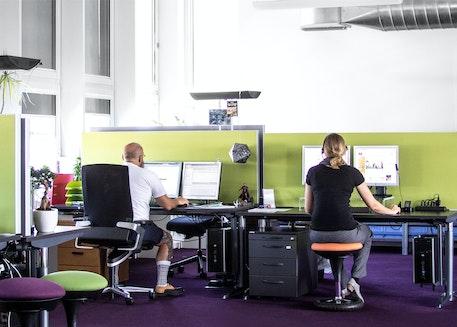 Las nuevas oficinas del equipo de Atención al Cliente