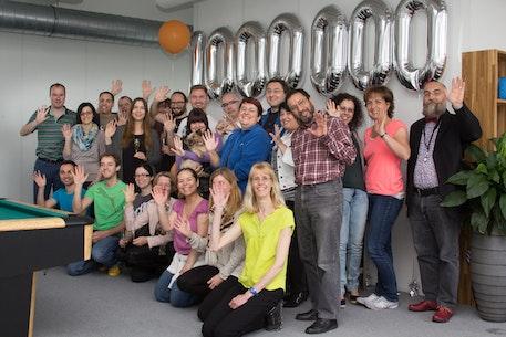 1 millón de pedidos son motivo de celebración