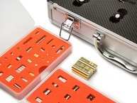 Assembled magnets