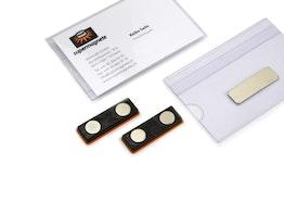 badges magnétiques