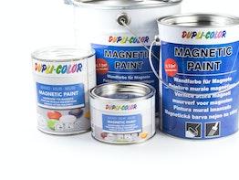 Pintura magnética, pintura de pizarra, pintura de pizarra blanca