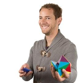 Tangram-kubus